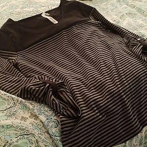 EUC striped top